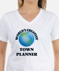 World's Greatest Town Planner T-Shirt