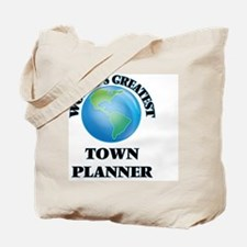 Funny City planner Tote Bag