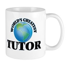 World's Greatest Tutor Mugs