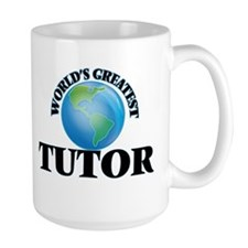 World's Greatest Tutor Mugs