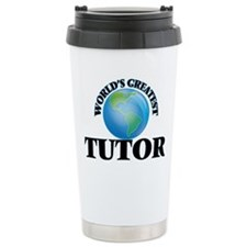Cute Tutor Travel Mug