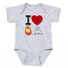 Cute Browncoats Baby Bodysuit