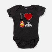 Funny Joss Baby Bodysuit