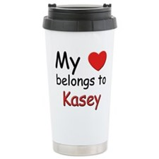 Cute Boys valentines day Travel Mug