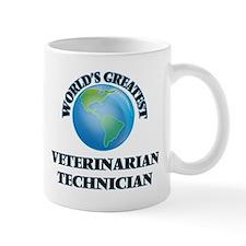 World's Greatest Veterinarian Technician Mugs