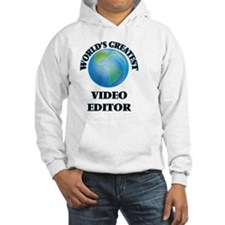 Cute Video editing software Hoodie