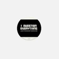 Cute Atheism Mini Button (100 pack)