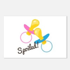 Spoiled! Postcards (Package of 8)