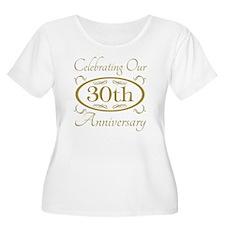 30th Wedding  T-Shirt