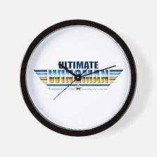 Ultimate Wingman Wall Clock