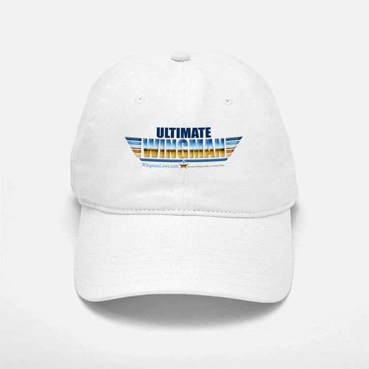Ultimate Wingman Baseball Baseball Cap