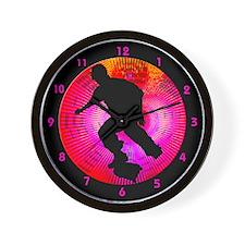 Young Wall Clock