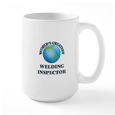 World's Greatest Welding Inspector Mugs