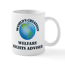 World's Greatest Welfare Rights Adviser Mugs