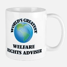 World's Greatest Welfare Rights Adviser Mugs