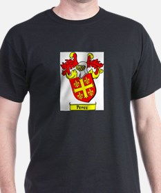 PEREZ Coat of Arms T-Shirt