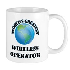 World's Greatest Wireless Operator Mugs