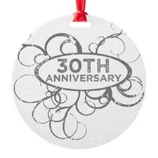 Cute Marriage anniversary Ornament