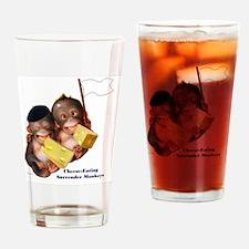 Cute Jihad Drinking Glass
