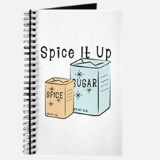 Spice It Up Journal