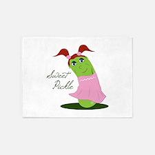 Sweet Pickle 5'x7'Area Rug