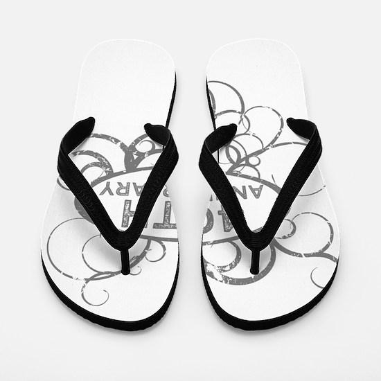 Unique Elegant Flip Flops