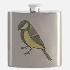 Goldfinch Flask