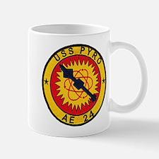 USS PYRO Mug