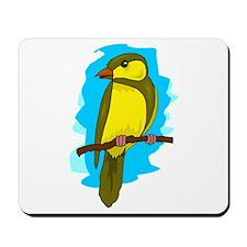 Goldfinch Mousepad