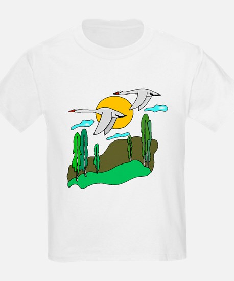 Flying Geese T-Shirt