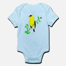 Goldfinch Body Suit