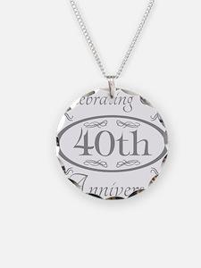 Unique Wedding anniversary Necklace