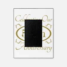 Cute 50th anniversary Picture Frame