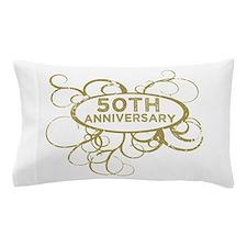 Cute 50th anniversary Pillow Case