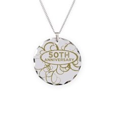 Cute 50th anniversary Necklace