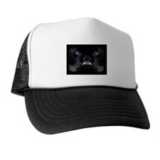 Cute Panther eyes Trucker Hat