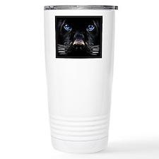 Unique Black panther Travel Mug