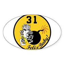 cat31 Decal