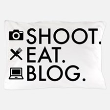 Cute Bloggers Pillow Case