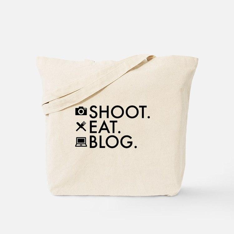 Cute Blog Tote Bag
