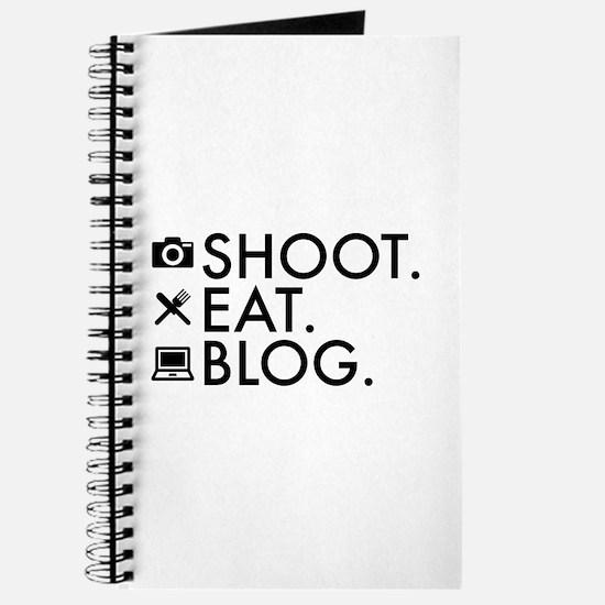 Unique Food blog Journal