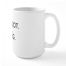 Shoot Eat Blog Design with Icons Mugs