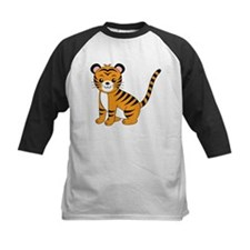 Cute Tiger Baseball Jersey