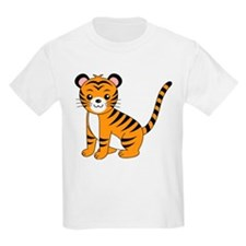 Cute Tiger T-Shirt
