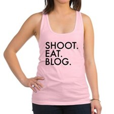 Cool Mommy blogger Racerback Tank Top