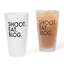 Unique Funny blogger Drinking Glass
