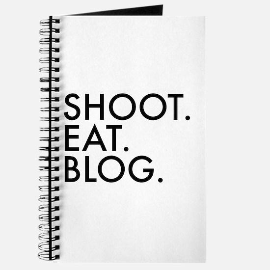 Funny Food blog Journal