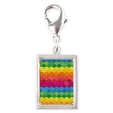 Waves of Rainbows Charms