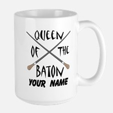 Funny Female Music Conductor Mugs