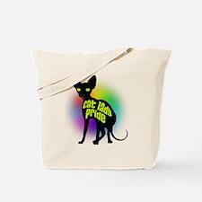 Cat Lady Pride Tote Bag